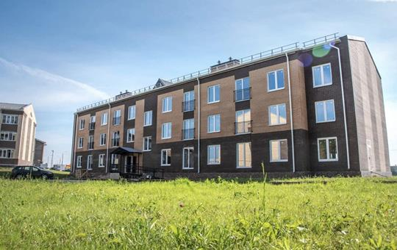 2-комн квартира, 59.01 м2, 1 этаж