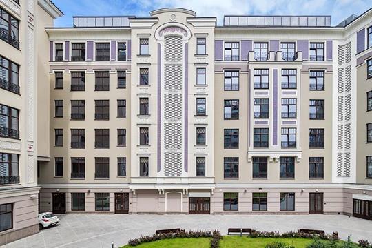 2-комн квартира, 66.9 м2, 3 этаж