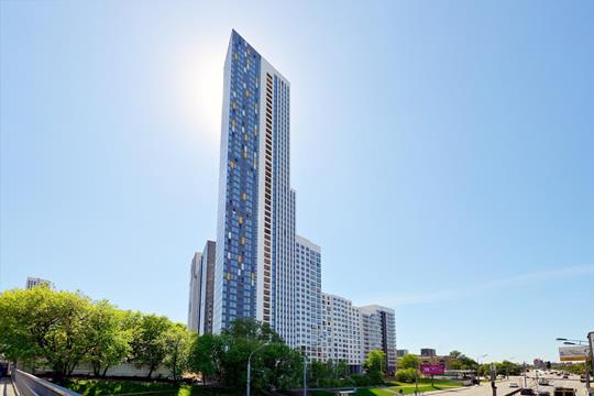 4-комн квартира, 117.97 м2, 27 этаж