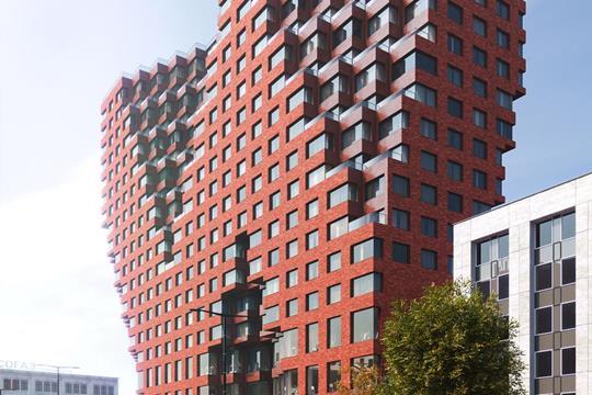 1-комн квартира, 44.62 м2, 6 этаж
