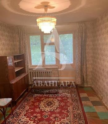 1-комн квартира, 32 м2, 6 этаж - фото 1