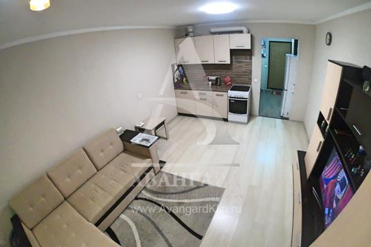 1-комн квартира, 29 м2, 1 этаж