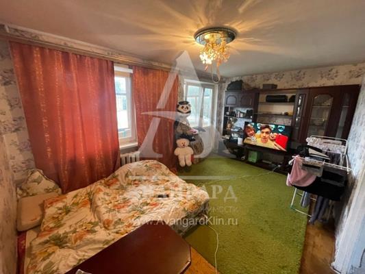 2-комн квартира, 38 м2, 2 этаж - фото 1