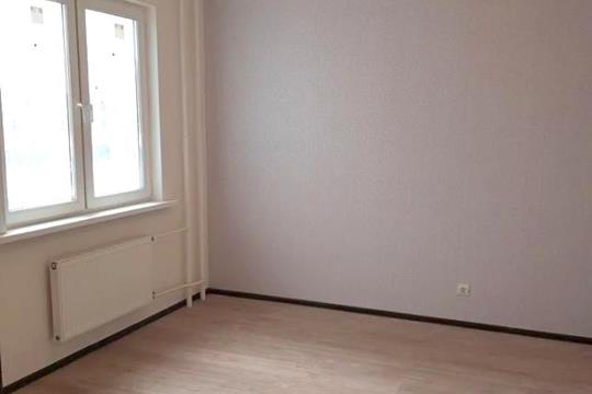 1-комн квартира, 39.6 м2, 21 этаж