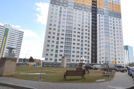 2-комн квартира, 53.9 м2, 21 этаж