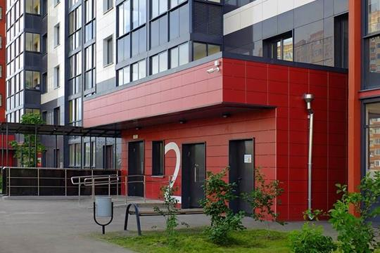 2-комн квартира, 58.33 м2, 15 этаж