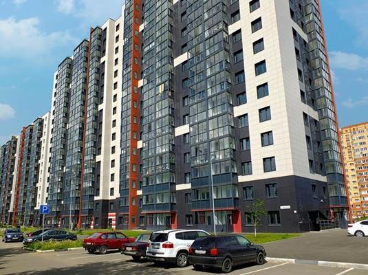2-комн квартира, 58.33 м2, 16 этаж - фото 1