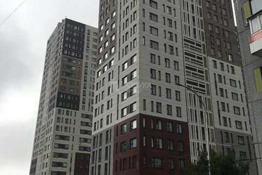 1-комн квартира, 37 м2, 21 этаж
