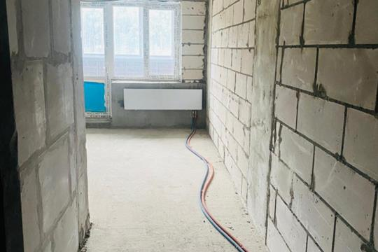 Студия, 25.8 м2, 2 этаж