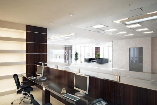 Офис, 675 м2, класс B
