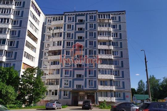 1-комн квартира, 38.5 м2, 5 этаж