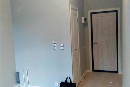 Студия, 16.3 м2, 1 этаж