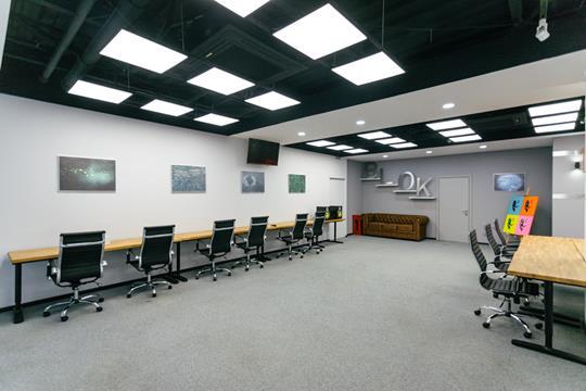 Офис, 510 м2, класс A
