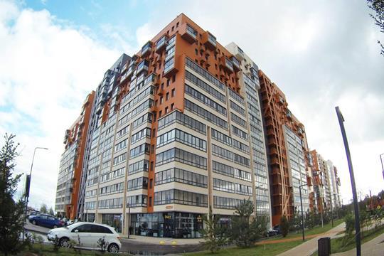 2-комн квартира, 78.2 м2, 8 этаж