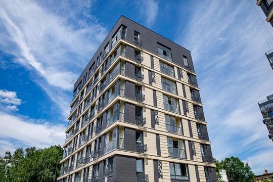 2-комн квартира, 72.4 м2, 7 этаж