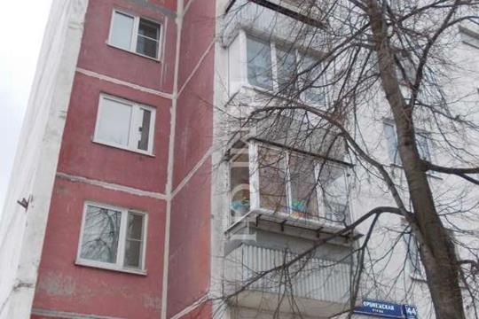 1-комн квартира, 39 м2, 5 этаж