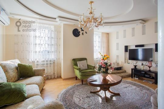 4-комн квартира, 110 м2, 13 этаж