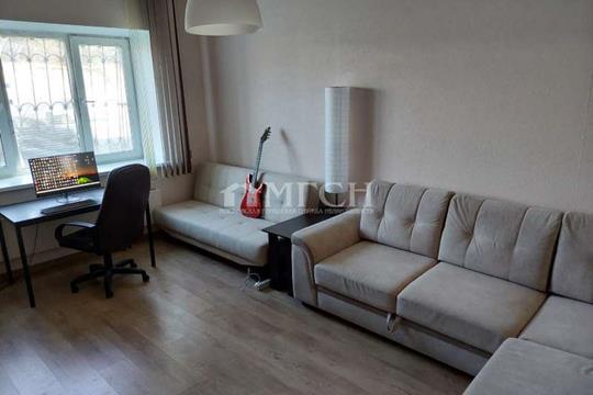 1-комн квартира, 44.7 м2, 1 этаж
