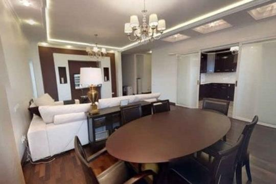 3-комн квартира, 113 м2, 11 этаж