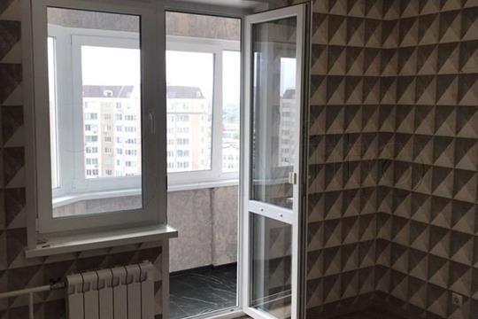 1-комн квартира, 38.5 м2, 12 этаж
