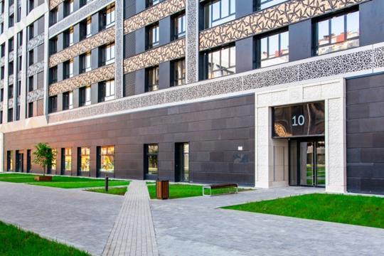 1-комн квартира, 54.4 м2, 15 этаж
