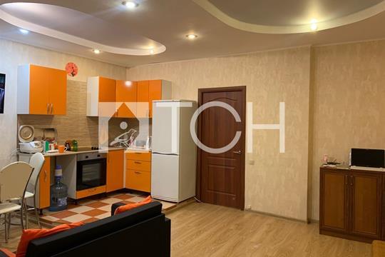 1-комн квартира, 36.2 м2, 8 этаж