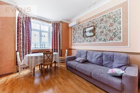 2-комн квартира, 54 м2, 21 этаж