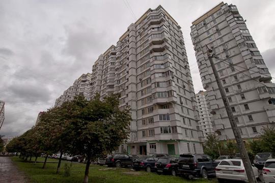 1-комн квартира, 35.2 м2, 3 этаж