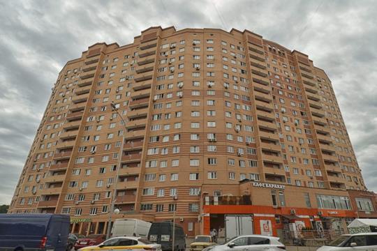 3-комн квартира, 115.1 м2, 8 этаж