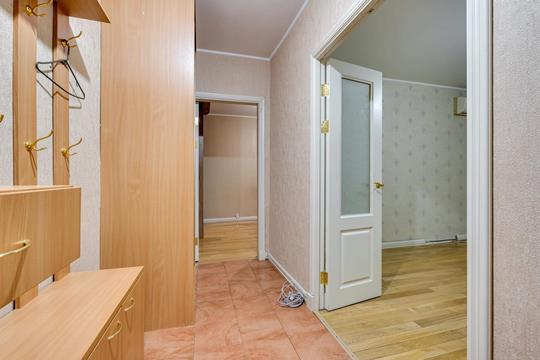 2-комн квартира, 52.3 м2, 11 этаж