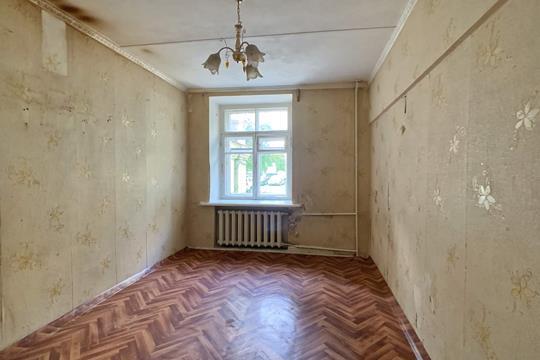 3-комн квартира, 65.3 м2, 1 этаж