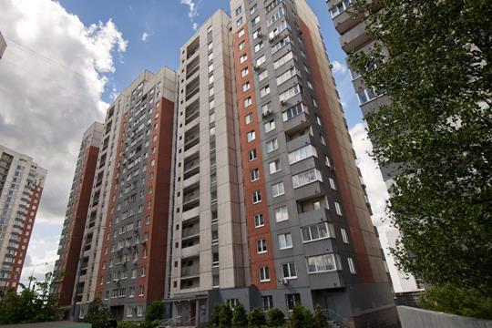 1-комн квартира, 39.2 м2, 4 этаж