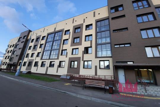 1-комн квартира, 36 м2, 2 этаж