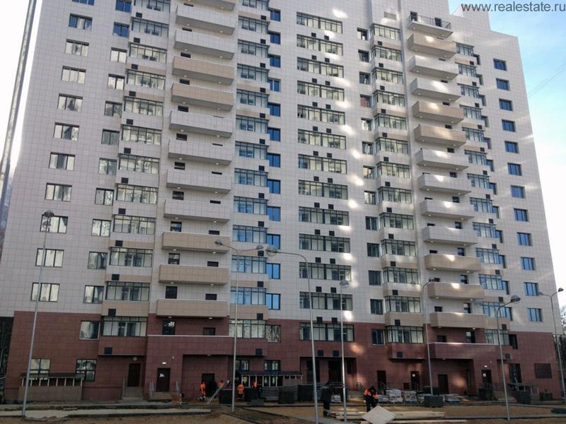 Новостройка: ЖК Белый парк, Москва, Левобережный  - ID 20059