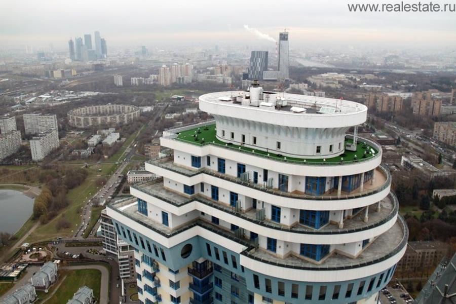 Новостройка: ЖК Воробьевы Горы, Москва, Раменки - ID 20267