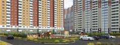 Новостройка: ЖК Домодедово Парк, Подмосковье, Домодедово - ID 20482