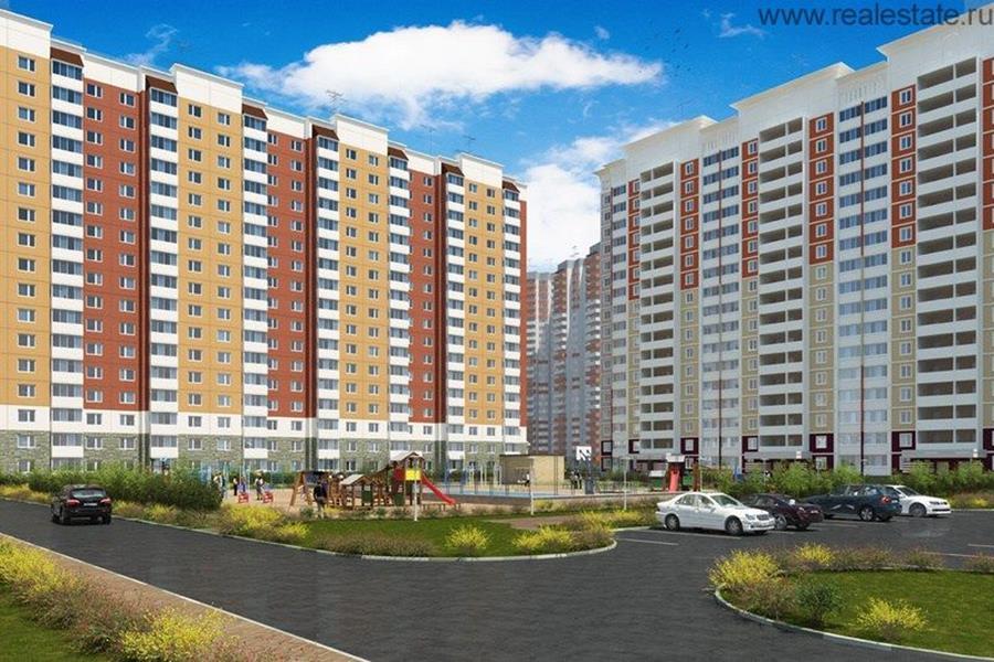 Новостройка: ЖК Домодедово Парк, Подмосковье, Домодедово - ID 20474