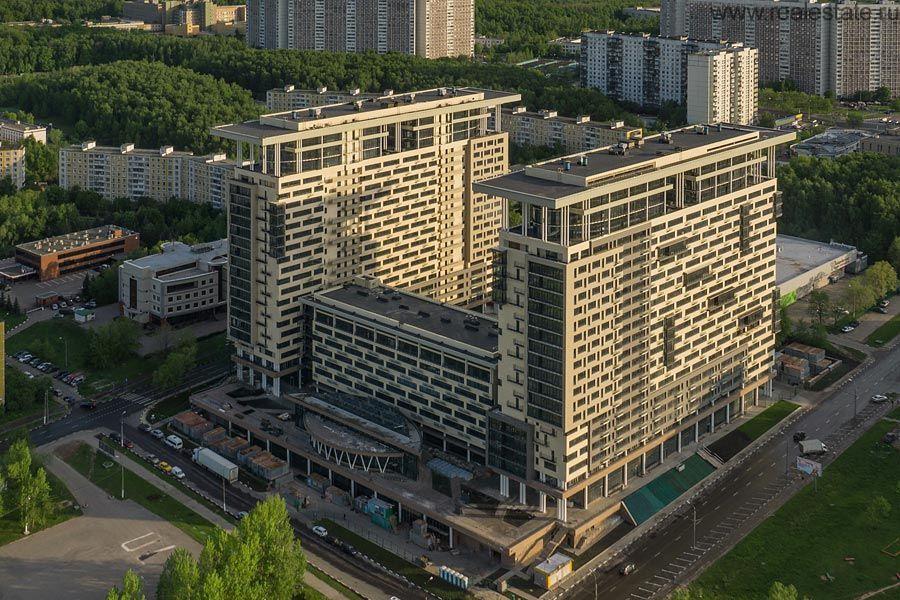 Новостройка: ЖК Новоясеневский, Москва, Ясенево  - ID 20600