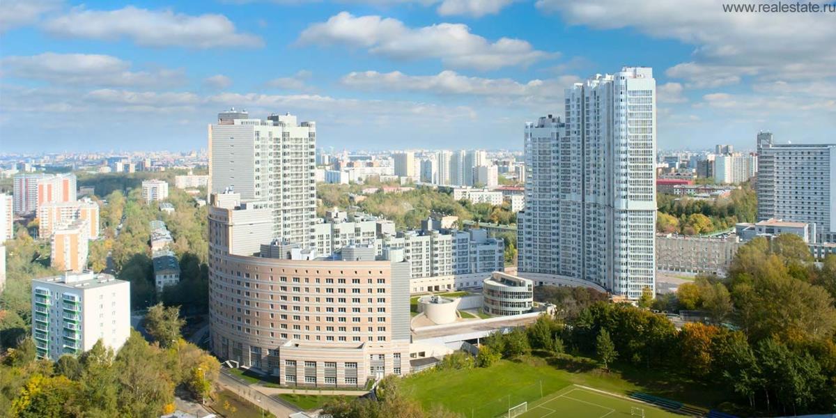 Новостройка: ЖК Айвазовский, Москва, Зюзино  - ID 20662