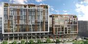 Новостройка: ЖК TriBeCa Apartments (Трибека Апартментс), Москва, Центральный - ID 20733