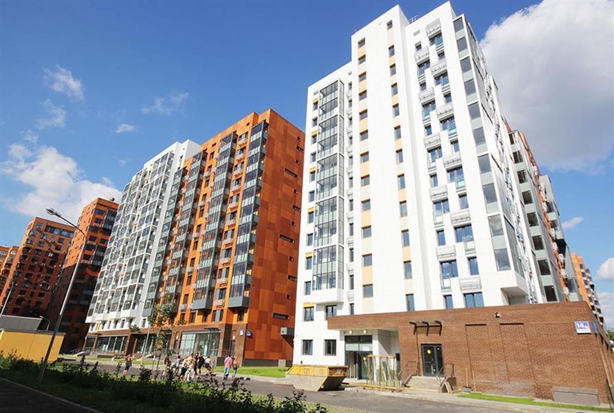 Новостройка: ЖК Пресненский Вал 14, Москва, Пресненский  - ID 26549