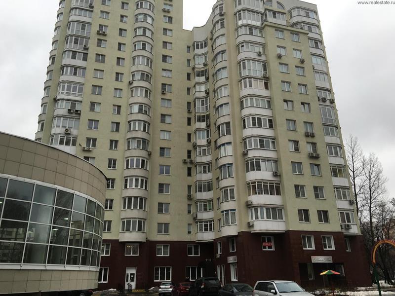 Новостройка: ЖК Ривер-Хаус, Москва, Филевский парк - ID 20821