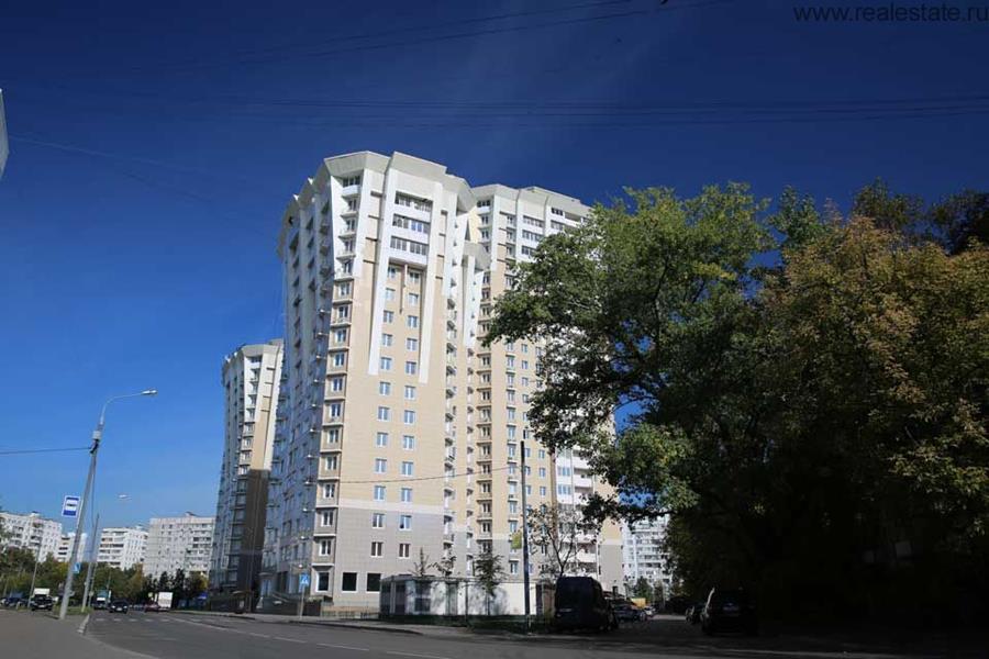 Новостройка: ЖК Балтийский квартет, Москва, Южное Тушино - ID 20882