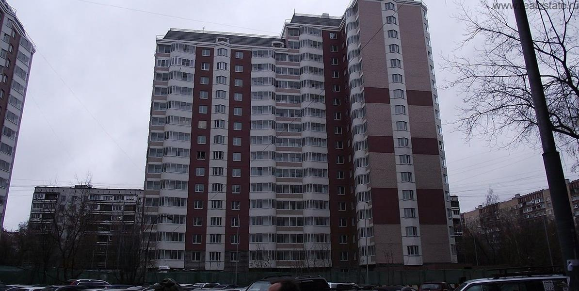 Новостройка: ЖК LIFE-Сходненская, Москва, Северное Тушино  - ID 25342