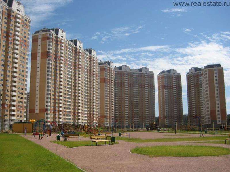 Новостройка: ЖК Град Московский, Новомосковский, Московский - ID 21081