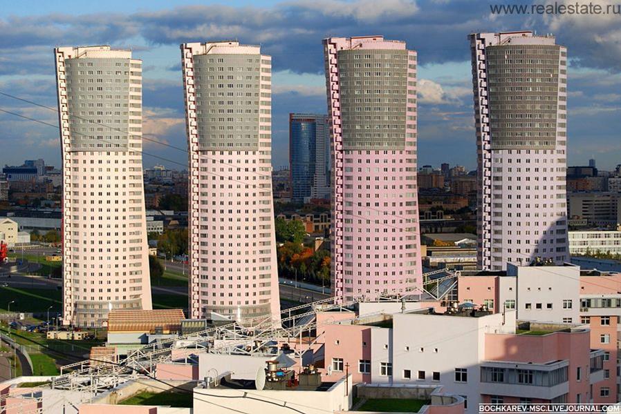 Новостройка: ЖК Гранд-парк, Москва, Хорошевский - ID 25378