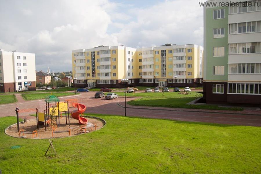 Новостройка: ЖК Современник, Подмосковье, Коломна - ID 25401