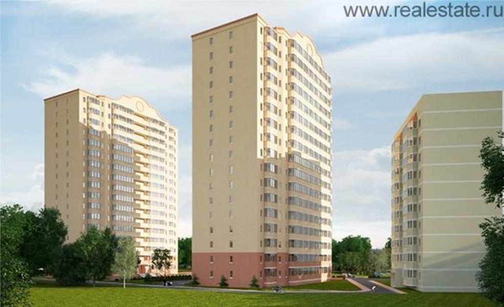 Новостройка: ЖК Новая жизнь, Подмосковье, Красноармейск - ID 21338