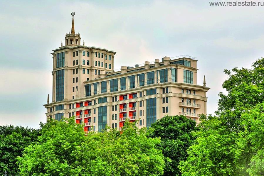 Новостройка: ЖК Имперский дом, Москва, Якиманка  - ID 25497