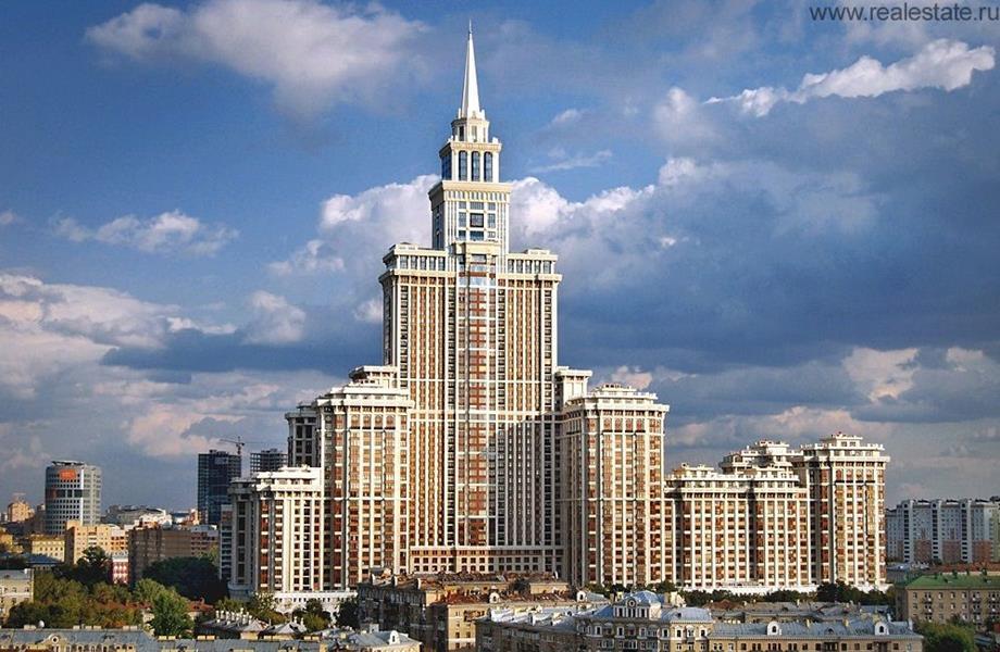 Новостройка: ЖК Триумф-Палас, Москва, Хорошевский - ID 21847